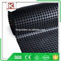 with good anti slip performance porous rubber mat
