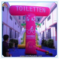 2016 New design inflatable advertising model,inflatable advertising hammer,inflatable advertising board for sale