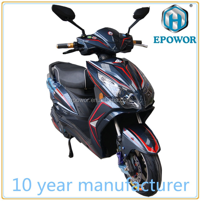 CE certificate 1000W fashion electric scooter e-scooter electric motorcycle 60V of HC-EM33 Sky eagle 1000W