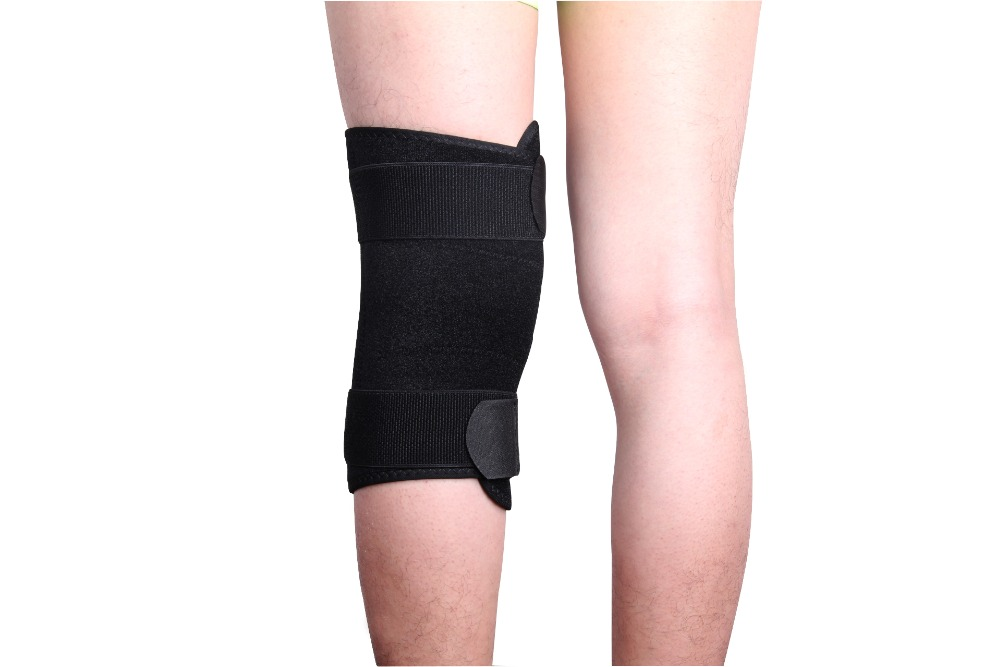 Adjustable Sports Leg Knee Support Brace Wrap Protector Pads Sleeve Cap Patella Guard knee pads for basketball