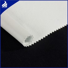 White Synthetic PVC Leather for Shoes