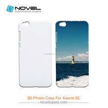 Sublimation Printing On Phone Case For XM 5C,Diy 3D Blank Cover