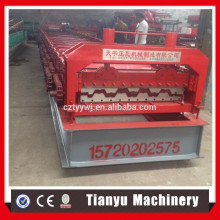 Best Price High Quality colored steel floor deck panel forming machine