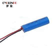 factory price li ion rechargeable battery 3.7v 750mah icr 14500 li-ion rechargeable battery