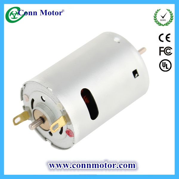 RS380 RS385 Household Appliances DC Motor 12V High Speed DC Electric Permanent Magnet Motor