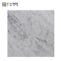 Hot Sale Natural Material White Carrara Marble Slab