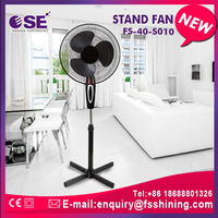 Hot selling standing cooling solar dc fan in Africa market