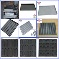 Silicon coated Non-stick Bakeware Mold,baking pan, baking tray
