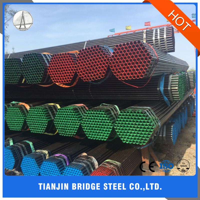 Api High Quality Carbon Steel Price Per Kg Oil Gas Welded Steel Pipe