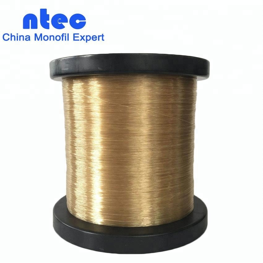 PPS monofilament yarn for braided sleeving