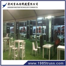mini truss/small stage lighting truss/truss for Exhibition wedding activities