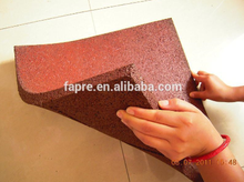 Rubber tiles/Hot-sale Rubber Tile-100/Rubber Playground Soft Tiles/outdoor rubber flooring tiles