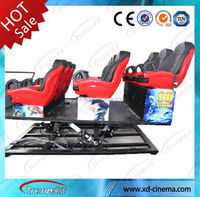 9d cinema/ China new product advanced simulator 9d cinema, 5d 7d xd movie theater 5d cinema motion seat