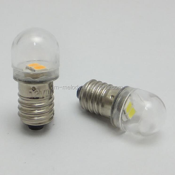 T10 0.5W E10 BA9S LED fridge lamp LED Freezer bulb LED refrigerator bulb LED Instrument lights Bulb led pilot lamp 12V 24V