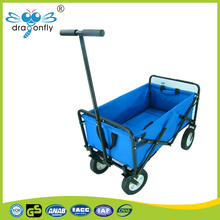collapsible cart with wheels push cart wheel beach trolley