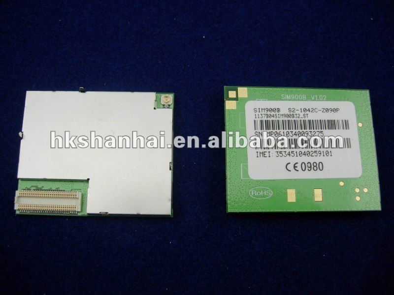 Hot selling new and original sim 900 module gsm gprs best price in stock