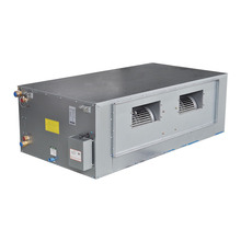 Low noise high static pressure chilled water duct fan coil unit