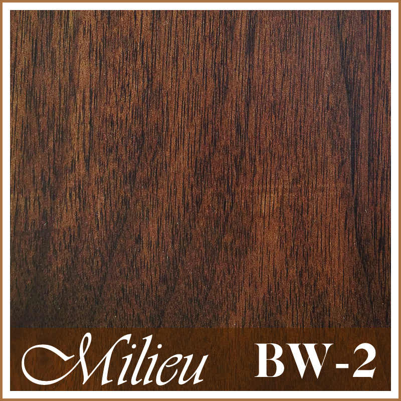 Black Walnut (BW-2) - Plank engineered flooring 3.5mm top layer UV Laquer coat wood timber indoor america