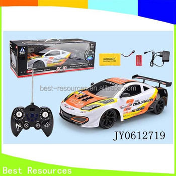 Hot Sale High Speed 7CH All-Wheel-Drive Radio Control Car Including Battery