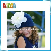 Promotional hot sale Christmas pretty wholesale kids hats