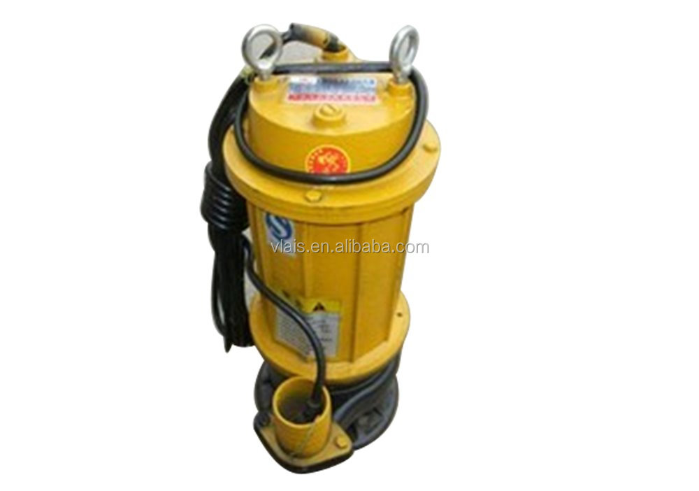 Waste water mud pump WQ Submersible Sewage Pump
