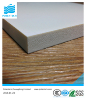 Hard Surface PVC Co Extrusion Foam Boards For construction use