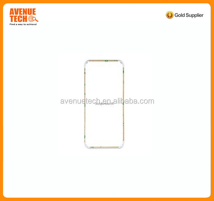 high qualityHot Glue Frame Bezel For Iphone 4/4s/5/5c/5s/6/6 plus Used For Machine Replacement Frame Sticker Bezel