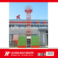 Jiuhong brand new, Material Hoist In Construction &Real Estate , ISO