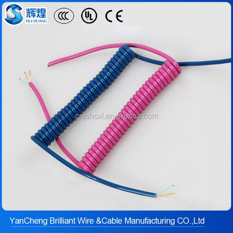 Hot Sale Professional Lower Price Aluminum M12 electrical spring cable manufacturer