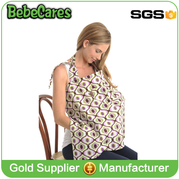 Hot selling high-quality breastfeeding baby breast feeding nursing cover