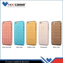 Free sample Guangzhou wholesale bird nest transparent cover case for iphone 5,for iphone series
