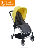 Worldwide baby strollers with anodic oxidation aluminum alloy to comply with the EN1888:2012,BG and ASTM Certification