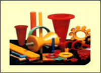 High quality PU polyurethane resin product accessories