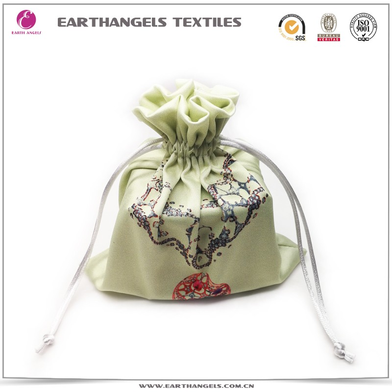Lint free ,dust free microfiber jewelry packing bags