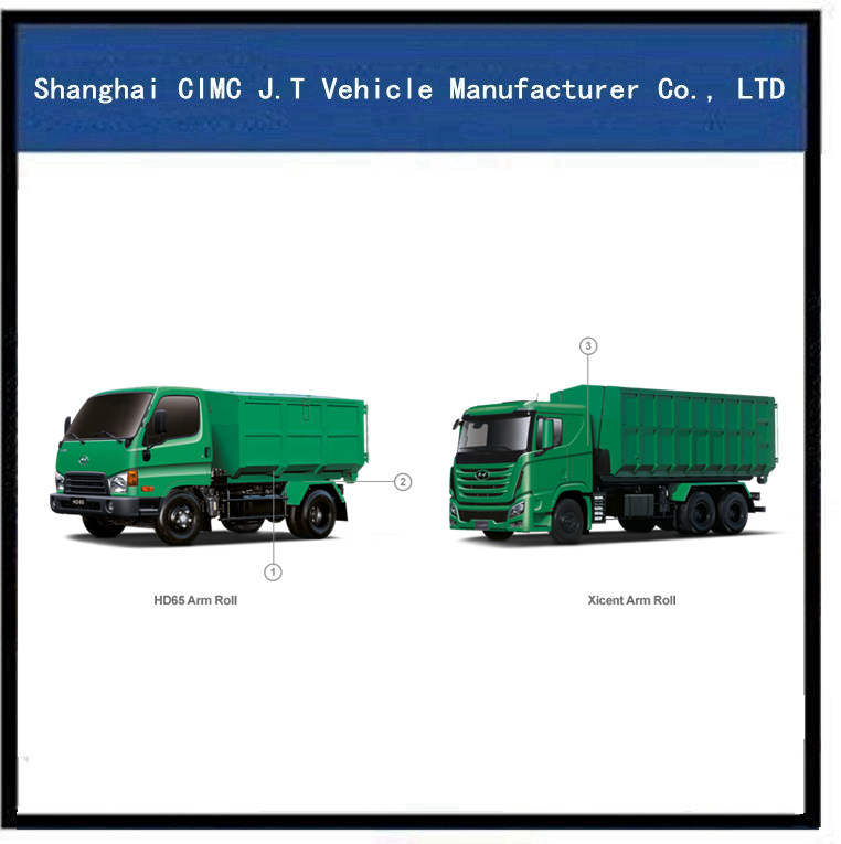 small garbage truck on sale, garbage transport truck 25-ton