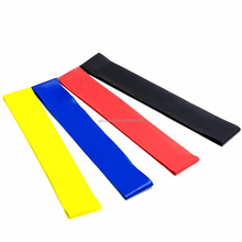 Exercise Latex Free Home Gym Resistance Loop Bands Set of 5levels for Strength Physical Therapy Yoga Pilates Training