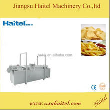 Top Quality Continuous Industrial Small Scale industries Potato Chips Machine china