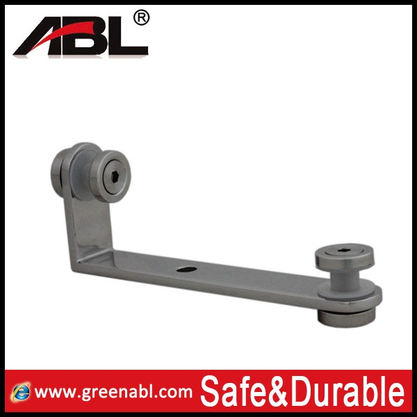 Hot sale stainless steel glass door clamp fitting lock