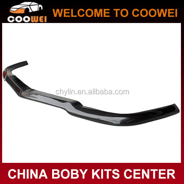2008 Carbon Fiber W211 AMG Front Lip For Mercedes W211 Bumper