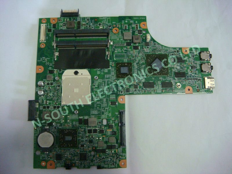 laptop non integrated motherboard for DELL inspiron 15R M5010 notebook mainboard