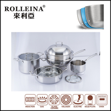 copper bottom steel cookware wonderchef cookware sets ceramic korea ceramic cookware