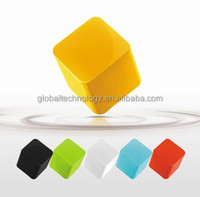 OBOE Promotion Gift 2400 mAh Cube Candy Power Bank