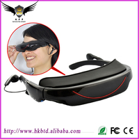 72 Inch Video Screen Wye Glasses Virtual Digital Portable Video Glasses Personal Theater