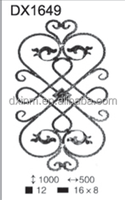 Stairs Railing Decoration