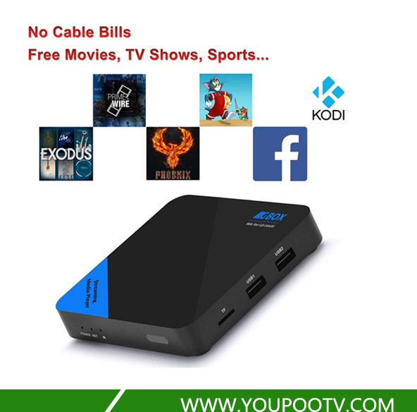New private RK3229 Android TV Box Quad Core Chipset Google TV 2G/8G Box