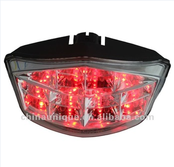Street Bike led motorcycle tail light for India