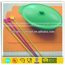 repeated used heat insulation silicone mat