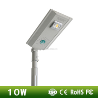 30w high quality saving energy environmental non-pollution all-in-one solar street light PIR infrared sensor