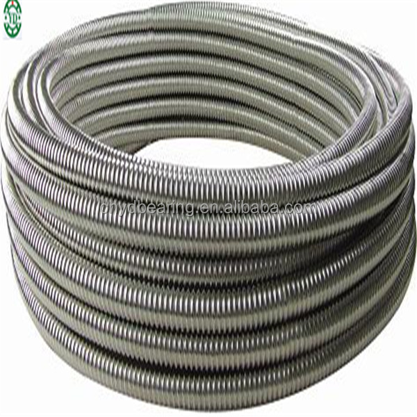 "1/2""-72"" Stainless steel 304 flexible tube hose metal bellow"