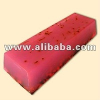 Natural hand made glycerin soaps with weight 1,5 kg.